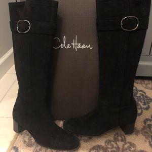 Cole Haan Suede boot